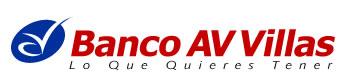 Cuenta bancaria en teléfono de Banco AV Villas
